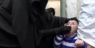 Suriye'de 'çocuk Felci' Aşisi Yapilmaya Başlandi