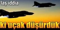 Suriyeden flaş iddia: IŞİDin uçaklarını düşürdük!