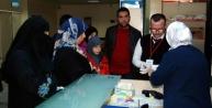 Suriyeli Aile Kbrn Cihaziyla Kontrolden Geçirildi