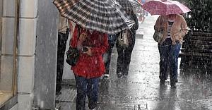 Tekirdağ'da kuvvetli yağış uyarısı
