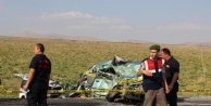 Tomarza'daki Kazada İmam Öldü, 2 Kişi Yaralandı
