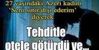 Trabzondaki fuhuş yaparak rüşvet alma davasında karar
