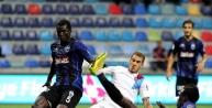 Trabzonsporlu Deniz Yılmaz'ın Ayağı Kırıldı
