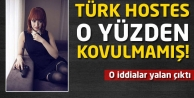 Türk hostes o yüzden kovulmamış! O iddialar yalan çıktı!