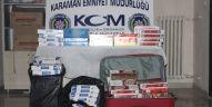 Yolcunun Valizinden 2 Bin 660 Paket Kaçak Sigara Çıktı