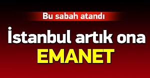 İstanbul Emniyeti artık ondan sorulacak