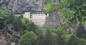 Sümela Manastırı ziyarete kapatılacak