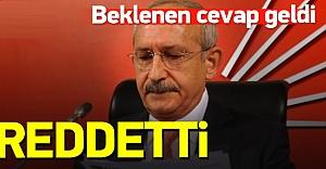 Bahçeli, Kılıçdaroğlu'nun teklifini reddetti