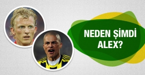 Dirk Kuyt'tan Alex'e cevap: Neden şimdi Alex?