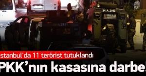 PKK'nın kasasına darbe!