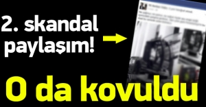 Beşiktaş'ta 2. skandal paylaşım! Kovuldu
