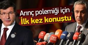 Davutoğlu'ndan Bülent Arınç'a uyarı