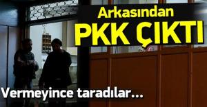 Kahvehaneye saldırının arkasından PKK çıktı