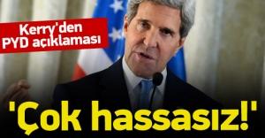 Kerry'den Türkiye ve PYD açıklaması