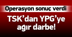 TSK'dan YPG'ye ağır darbe! En az 38 ölü