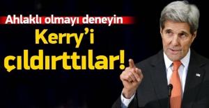 Kerry: Mümkünse ahlaklı olmayı deneyin