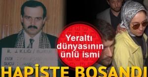 Organize suç örgütü lideri Kürşad Yılmaz, eski polis memuru eşinden boşandı