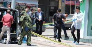 Bomba süsü verdiği çanta ile bankayı soymaya kalkıştı