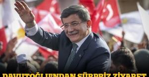 Davutoğlu'ndan sürpriz karar!