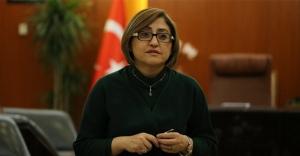 Fatma Şahin: '27 kız çocuğu eğitim hayatına kazandırıldı'