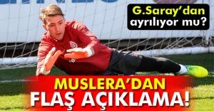 Fernando Muslera: 'Galatasaray'dan ayrılma planım yok'