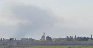 Fırtına obüsleri IŞİD hedeflerini vurdu