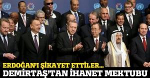 HDP'den BM Genel Sekreteri Ban Ki Moon'a mektup