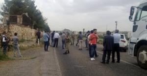 Mardin'de zırhlı araca EYP'li saldırı!