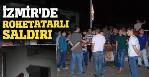 Bayındır Emniyet Müdürlüğü'ne roketatarlı saldırı