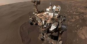 NASA'nın meraklı robotundan Mars'ta şaşırtan keşif