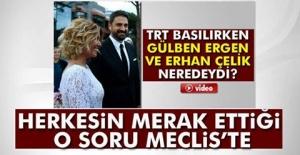 Erhan Çelik, Meclis gündeminde