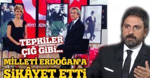 Erhan Çelik milleti Erdoğan'a şikâyet etti
