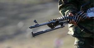 Mardin'de PKK'lı teröristlerle çatışma