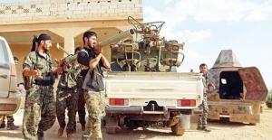 SDG, Menbiç'i IŞİD'den aldı