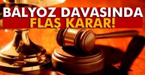 'Balyoz'da kumpas' davası ertelendi