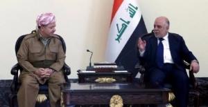 Barzani ve İbadi Bağdat'ta bir araya geldi