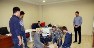 112 Acil Sağlık ekiplerine, hizmet içi eğitim verildi