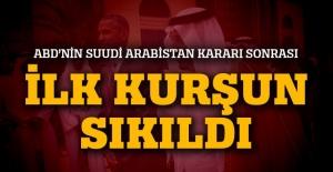 ABD'de Suudi Arabistan'a ilk dava
