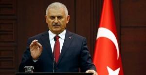 Başbakan Yıldırım: 'Onlar can verdi biz kan vereceğiz'