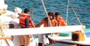 Kaçak göçmen sanılan kişilerin turist olduğu anlaşıldı