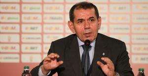 Özbek: G.Saray 1.5 milyar TL'ye varan borç yükünün altında