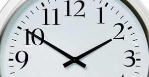 Saat kaç, Şu an saat kaç, Türkiye'de saat kaç, Saatler geri alınacak mı?