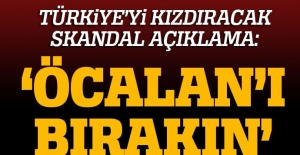 """Bağdat'tan küstah açıklama: """"Öcalan'ı bırakın"""""""
