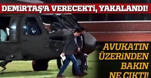 Demirtaş'ı ziyarete gelen avukatın üzerinden cep telefonu çıktı