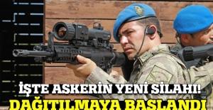 İşte askerin yeni milli tüfeği