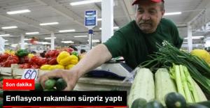 Son Dakika! Ekim Ayı Enflasyon Rakamları Açıklandı