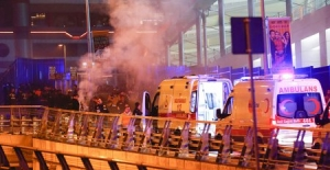 Çavuşoğlu: Beşiktaş'taki bombacılardan biri Suriye'den geldi