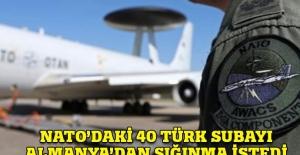 40 yüksek rütbeli Türk subayı Almanya'ya iltica talebinde bulundu