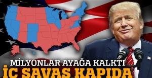 ABD'de 16 eyaletten Trump'a kınama