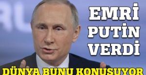 ABD'den flaş rapor: Emri Putin verdi